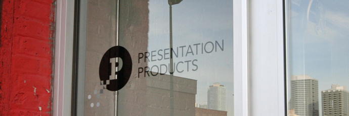 About Presentation Products Audiovisual Design and Integration