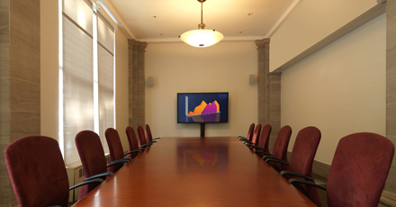 Presentation Products Higher Education Board Rooms