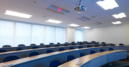 Presentation Products Higher Education Lecture Halls