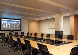 Moet Hennessy Board Room