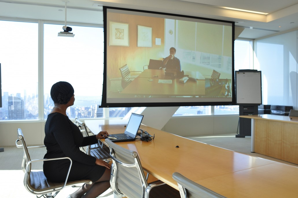 Corporate System Types Video Conferencing – Types of Office Communication