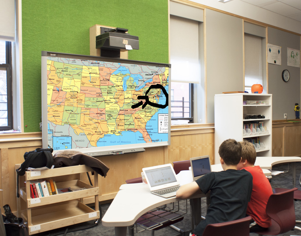 Classroom Av Design ~ K room types presentation products inc