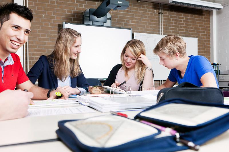 Collaborative Teaching High School ~ K room types presentation products inc