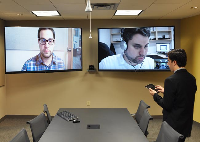 Video-Conference-Room