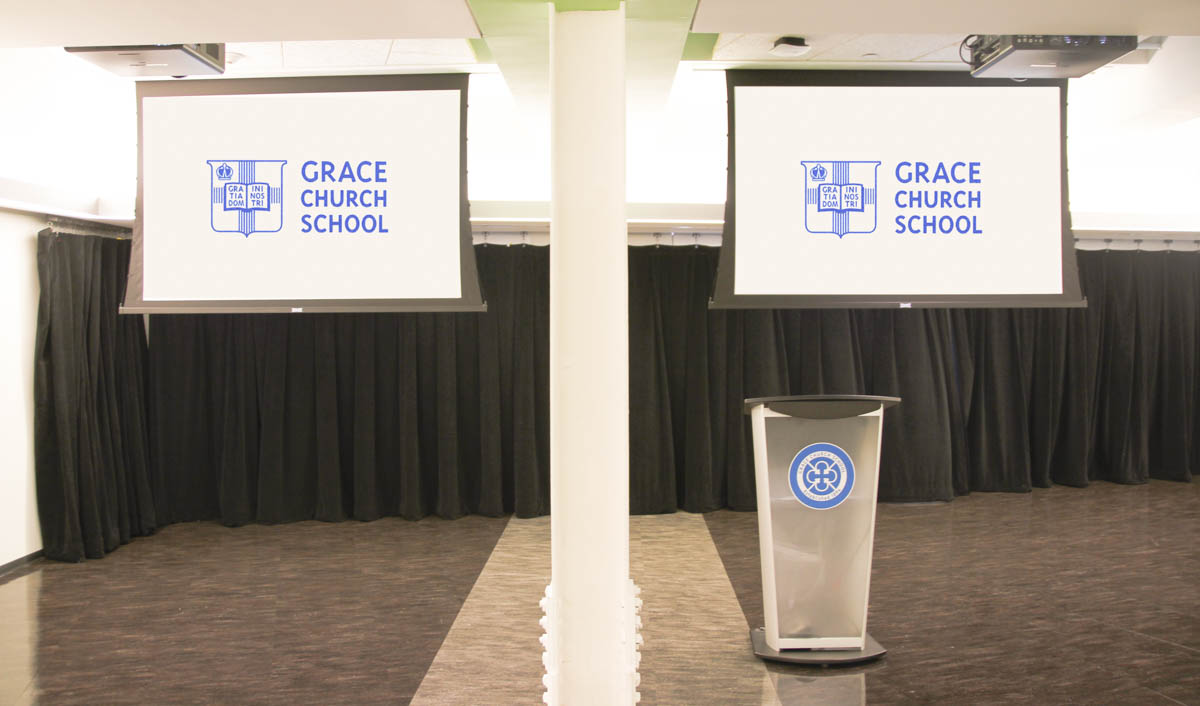 Grace Church School Presentation Products
