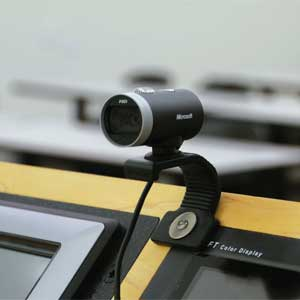 Record & Streaming Camera for Offices