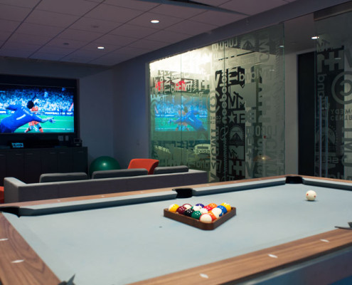 Viacom Game Room
